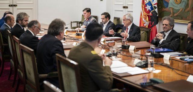 Actas del Cosena detallan fuertes críticas internas mientras presidente del Senado ataca falta de transparencia