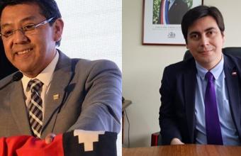 Gobierno nombra a nuevos gobernadores de Cautín y Valdivia