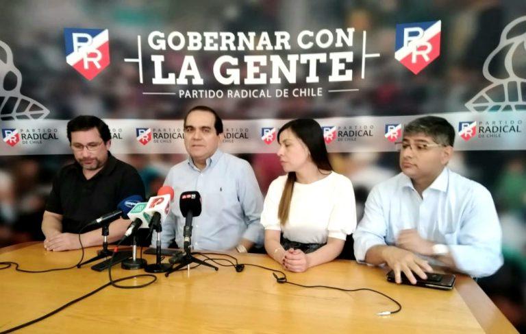 PR pide listas independientes para Convención Constituyente y reserva 50% de sus cupos para no militantes