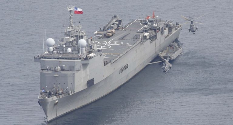 Armada prepara campaña antártica 2019-2020