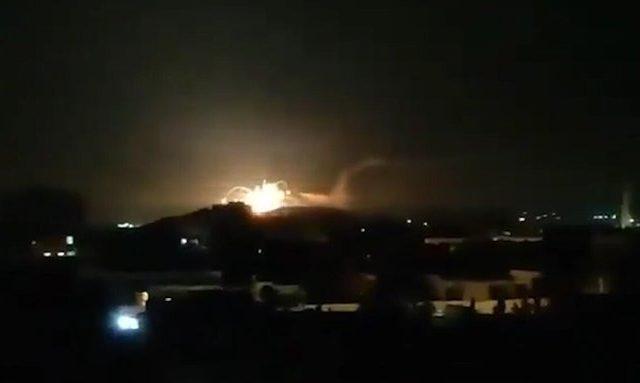 Israel ataca objetivos iraníes en Siria: Hasta ahora 11 muertos