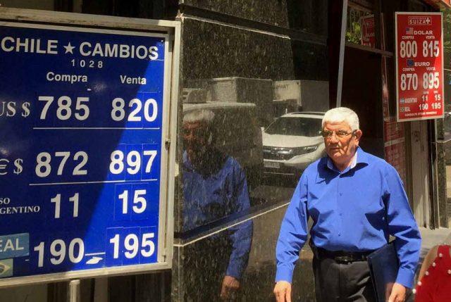Chile: Banco Central inyectará US$4 MIL MILLONES para frenar caída del peso