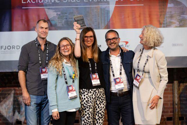 Firmas chilenas ganan Premio Mundial de Diseño de Experiencia de Servicio