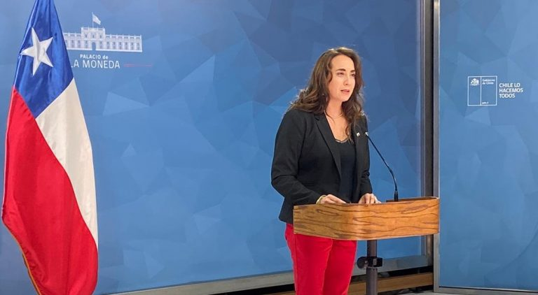 "Gobierno por informe de HRW: ""Entrega antecedentes que nos preocupa y recibimos con dolor"""