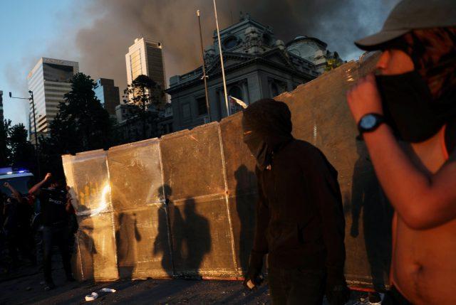 Gobierno informa de 22 saqueos en todo el país y 187 detenidos por este delito en última jornada de movilizaciones