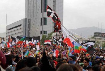 Subse. del Interior informa de un muerto y 268 detenidos en última jornada de manifestaciones