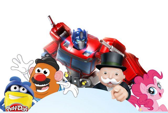 Hasbro anuncia que eliminará gradualmente el plástico de empaques y juguetes nuevos