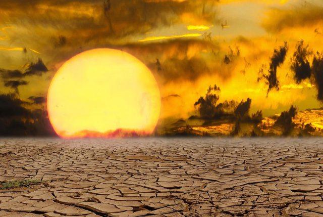 Octubre de 2019 fue el más cálido desde 1981 en el mundo