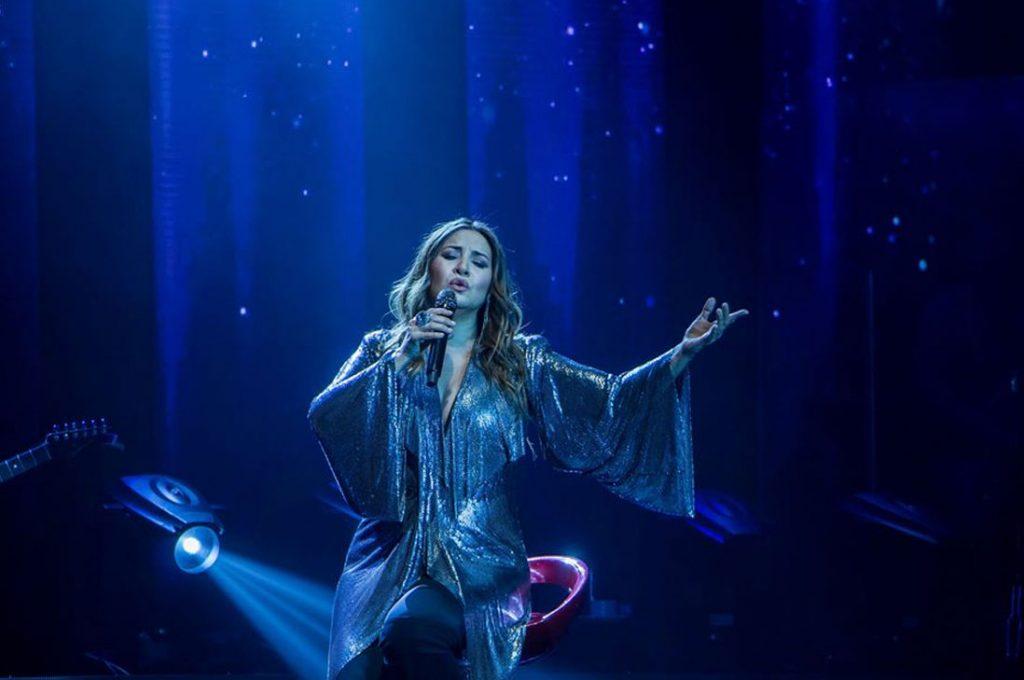 Myriam Hernández anuncia el lanzamiento de su nuevo disco