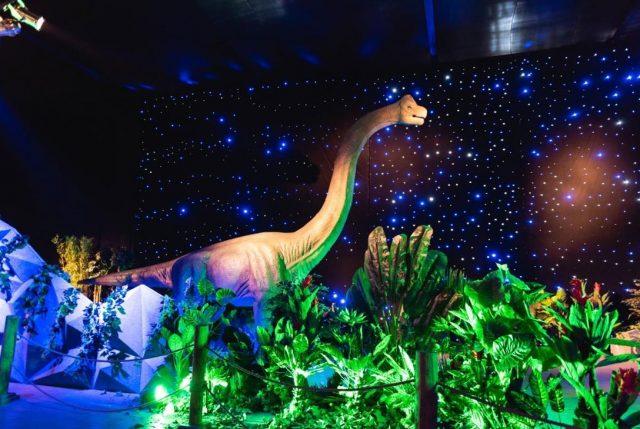 Dinosaurios Alive reprograma show para Concepción