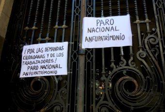 ANEF anuncia Paro Nacional para el martes 10 y deberá ser ratificado este lunes