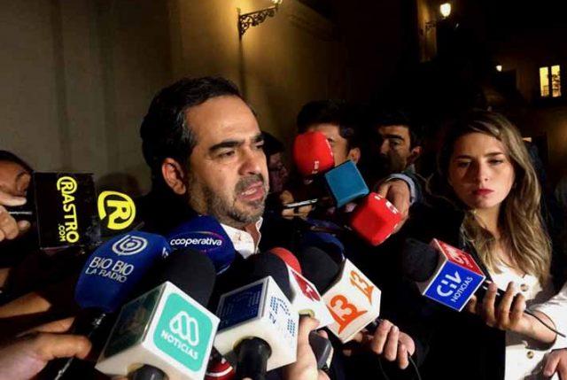 """Presidente del Senado cuestionó citación al Cosena: """"Fue innecesaria (…) no está en riesgo la Seguridad Nacional"""""""