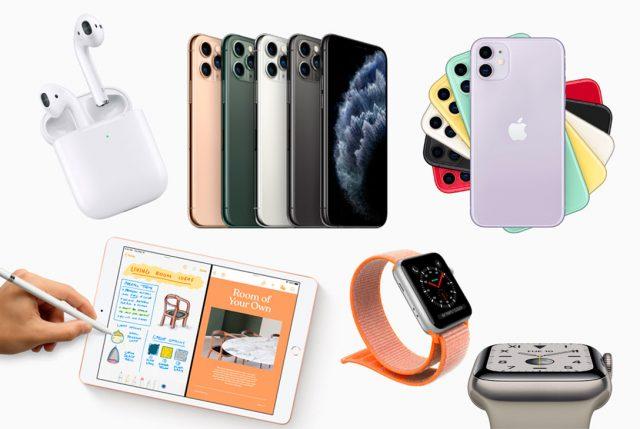 Apple presenta sus productos top para esta Navidad