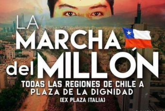 "Vuelven a convocar a ""millonaria"" marcha para este viernes"