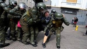 """Gobierno alemán llama a condenar """"enérgicamente"""" las violaciones a los DDHH en Chile"""