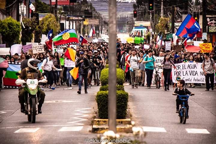 Siguen las manifestaciones ante la nula respuesta de la autoridad y clase política