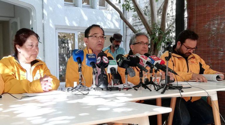 """INDH afirma que acción policial """"produjo en su conjunto las más graves violaciones a los DDHH desde 1989"""""""