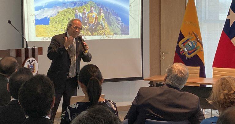 Archipiélago de Juan Fernández busca en Galápagos modelo para el desarrollo de administración local