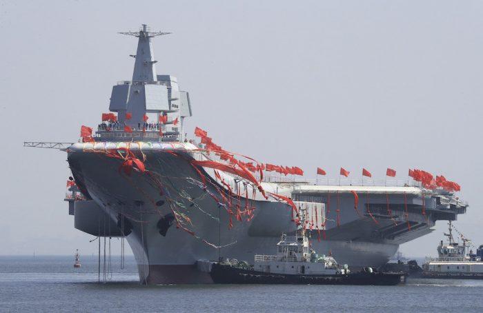 China comisiona su segundo portaaviones y sigue en carrera para desafiar la hegemonía naval de EE.UU.