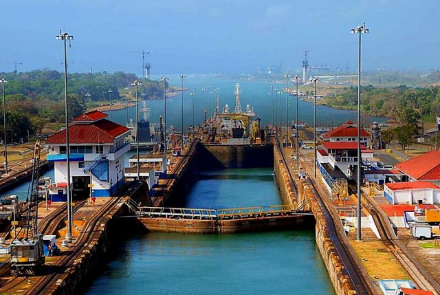 Por falta de agua: Canal de Panamá cobrará una tasa por uso de agua