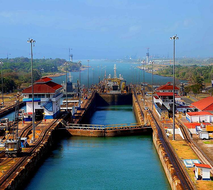Cambio Climático cobra otra víctima: Canal de Panamá y el comercio mundial