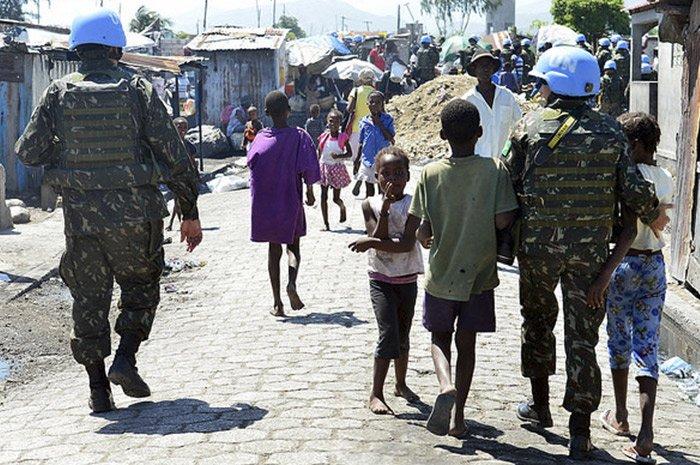 Cascos Azules dejaron más de 100 hijos abandonados en Haití