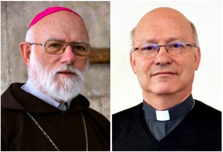 Papa nombra arzobispo de Santiago a Celestino Aós y a Fernando Ramos en Puerto Montt