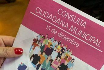 """Este domingo se realiza la """"histórica"""" consulta ciudadana en más de 200 comunas del país"""