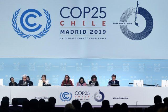 Reproche internacional a débil conducción de Chile en COP25 y no hay acuerdo por crisis climática