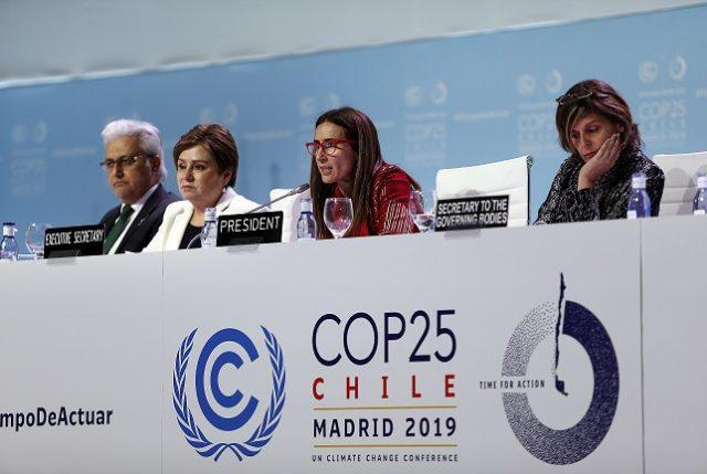 """Pdte. Piñera valora avances en la COP25, pero advierte que """"no son suficientes"""""""
