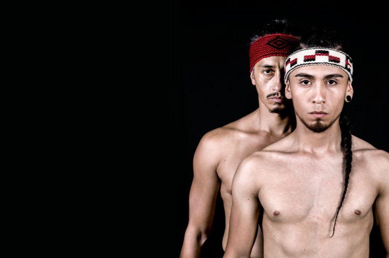 Guerreros Mapuches y sus cuerpos en conflicto territorial