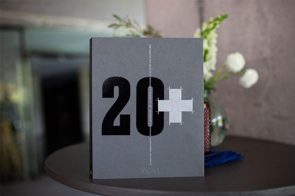 Lanzamiento de libro AOA 20+