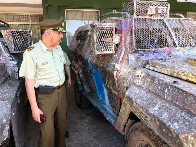 General Rozas denuncia ante Fiscalía amenazas de muerte en su contra y su familia
