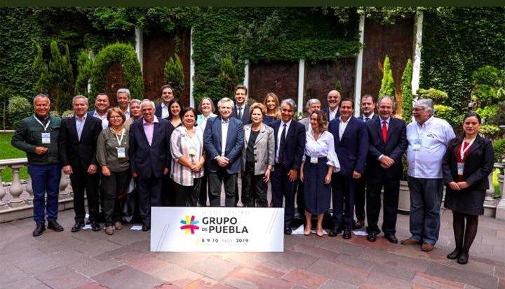 """Diputada RN cuestiona visita del Grupo de Puebla: """"¿Tienen cara de venir a Chile?"""""""