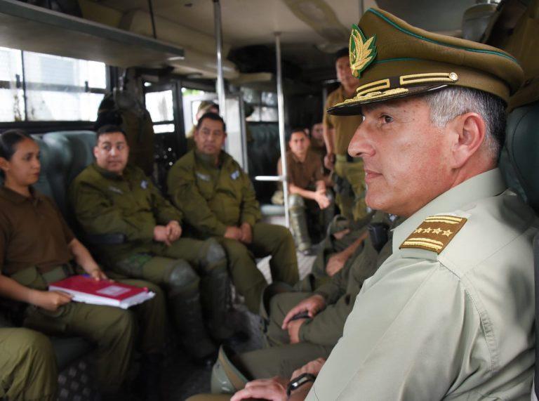 Diputados piden la salida del General Rozas y que Carabineros no use perdigones ni lacrimógenas
