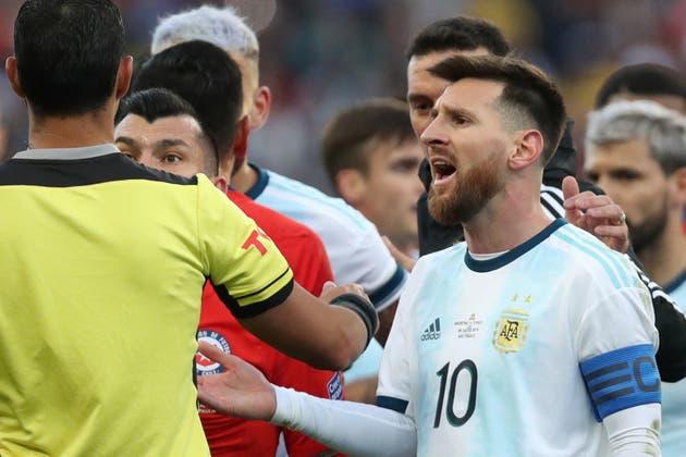 """Cuestionable sexto """"Balón de Oro"""" para Messi"""