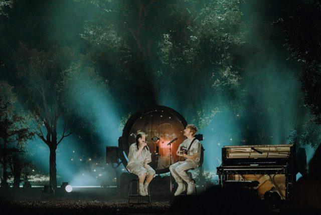 La Artista del Año de Apple Music: Billie Eilish presenta show exclusivo en el Steve Jobs Theater