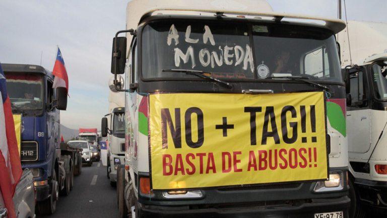 """MOP logra acuerdo con """"NO + TAG"""", pero organización advierte que aún hay puntos pendientes"""