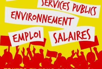 Estallido Social ahora en Francia: Jueves de huelga contra reforma a pensiones