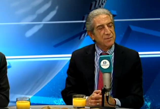 """Jorge Tarud apunta al Presidente Piñera por falta de """"conducción que hemos tenido en esta crisis"""""""