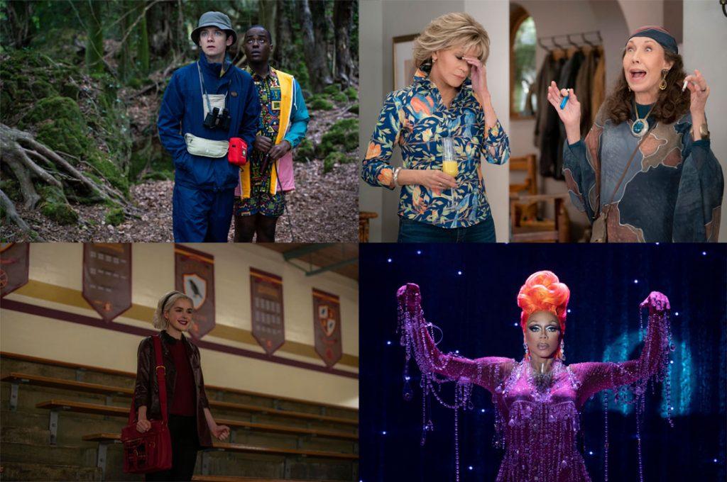 Lo que llegará en enero a Netflix Chile