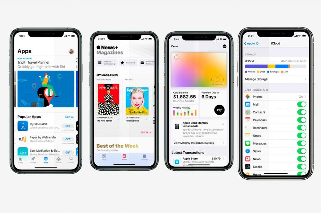 Apple anuncia una nueva era de servicios tras un año histórico