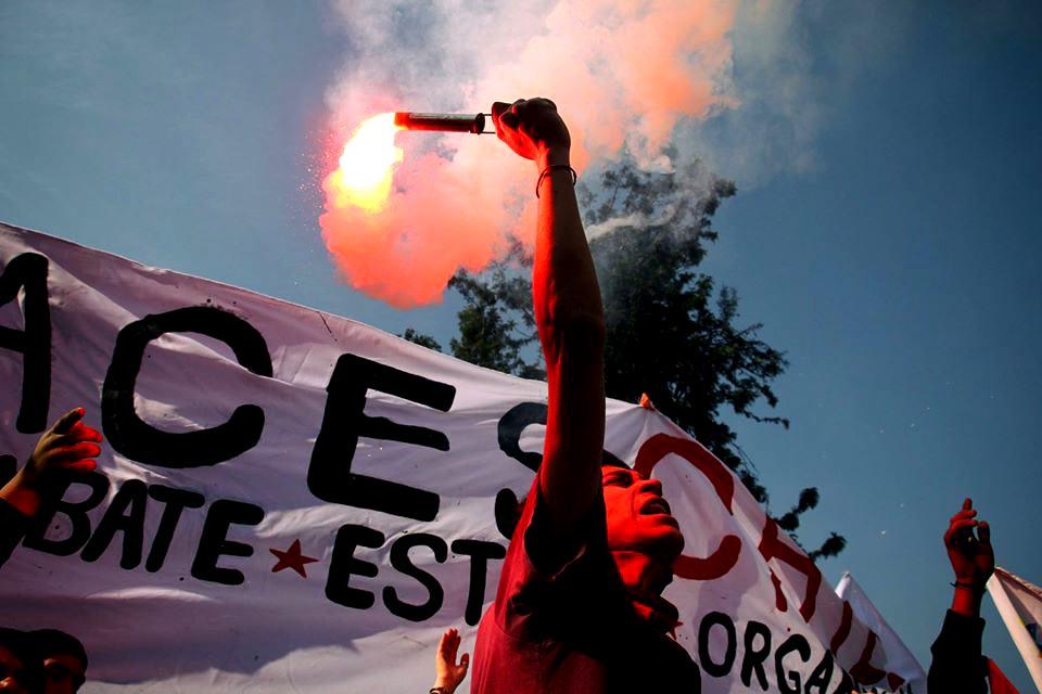 """ACES se adjudica victoria por boicot y suspensión de la PSU: """"Pudieron suspender la PSU antes pero no quisieron"""""""