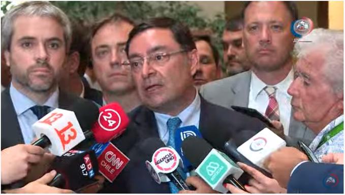 Nuevo revés para el Gobierno: Cámara aprueba acusación constitucional contra Felipe Guevara