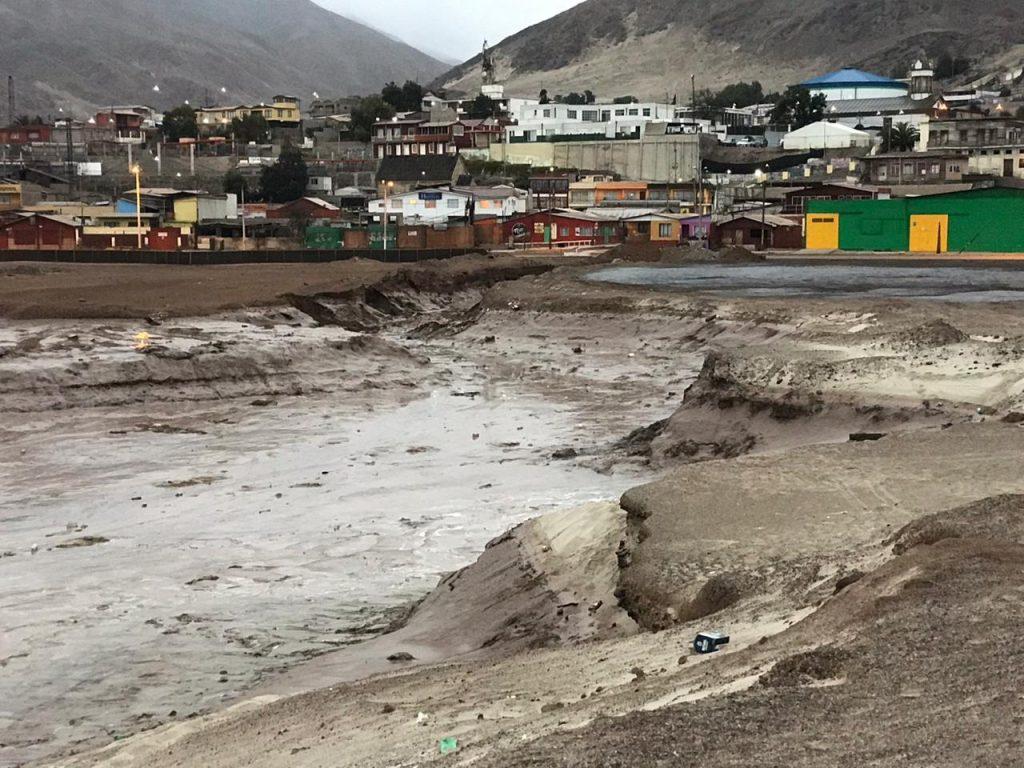 Diputada RN pide a la brevedad ayuda a atacameños afectados por intensas lluvias