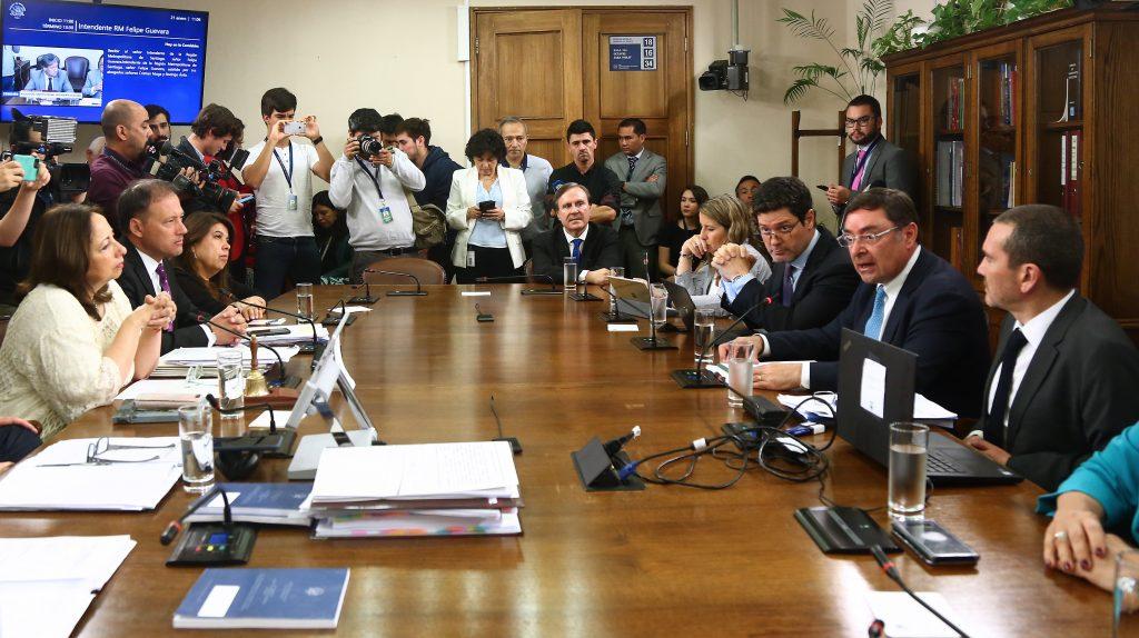 Diputados votarán este jueves 23 acusación constitucional contra Guevara
