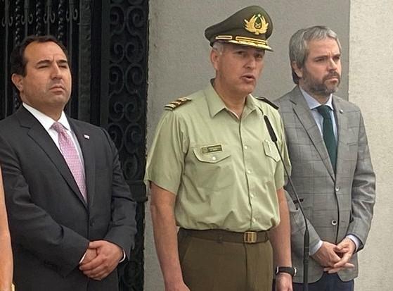 General Rozas sale paso de acusaciones del alcalde Carrasco por incidentes en Pudahuel