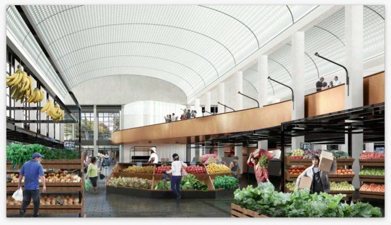 Providencia presenta proyecto de nuevo Mercado Municipal