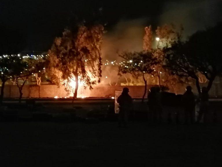Ejército sufre nuevo ataque impune, esta vez en Copiapó