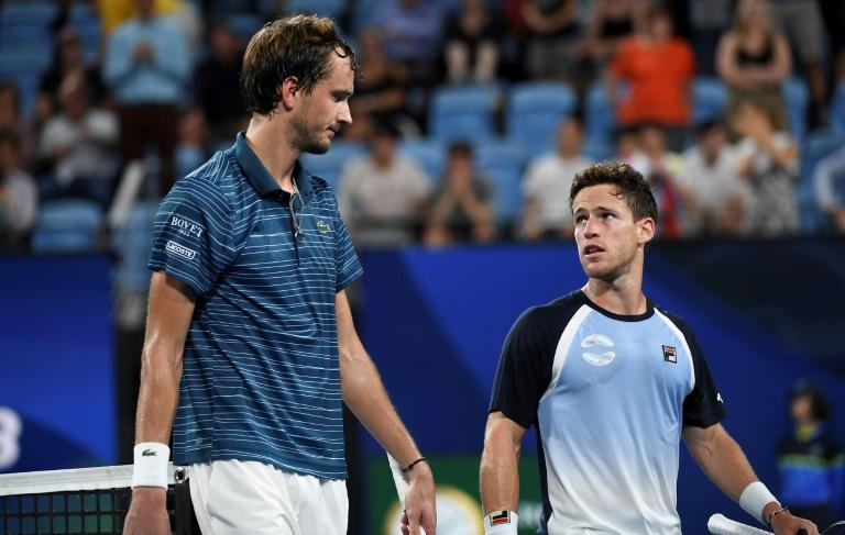 ATP Cup: Rusia elimina a Argentina y pasa a semifinales junto a Australia
